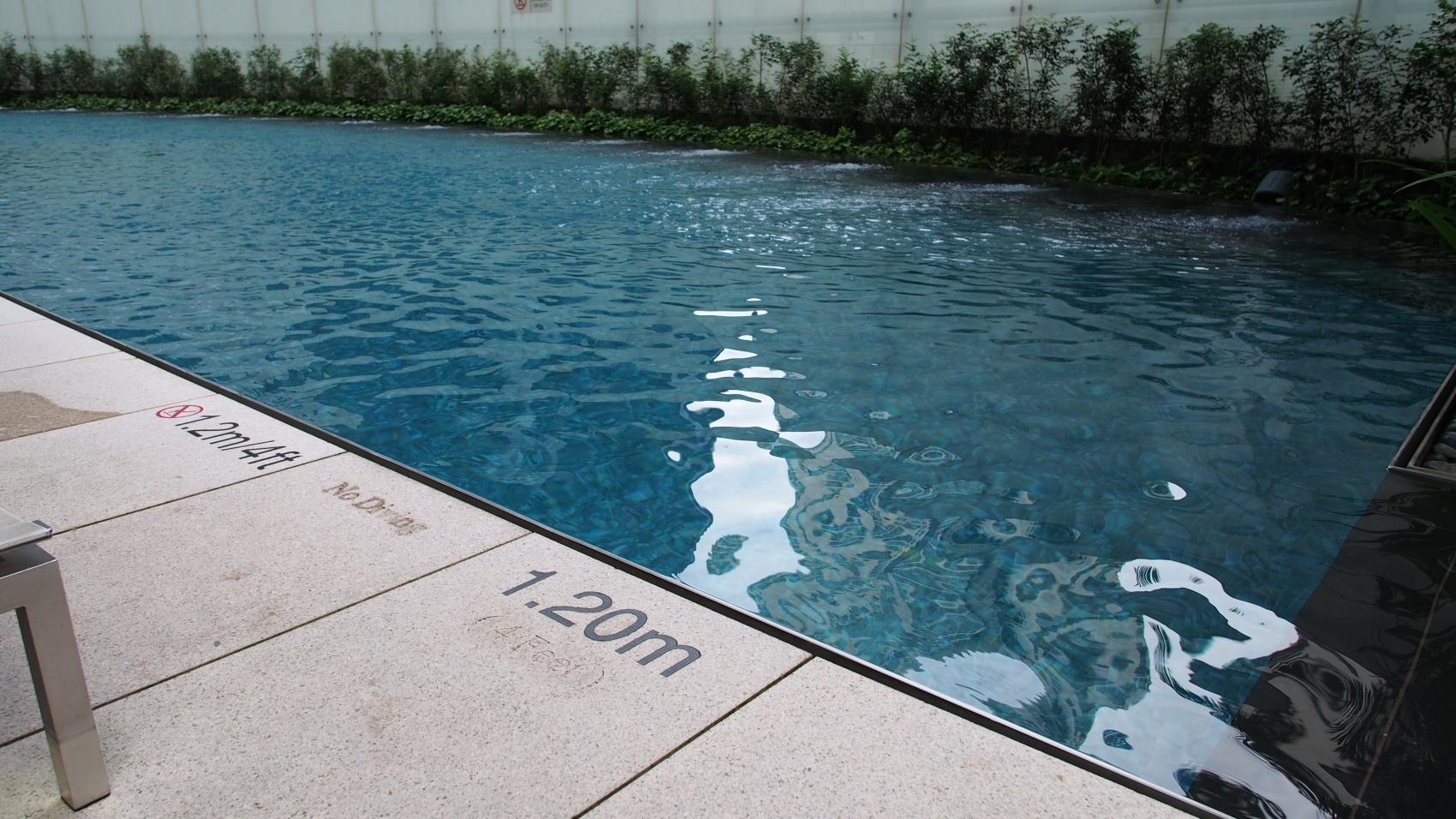 St Regis Hotel Swimming Pool