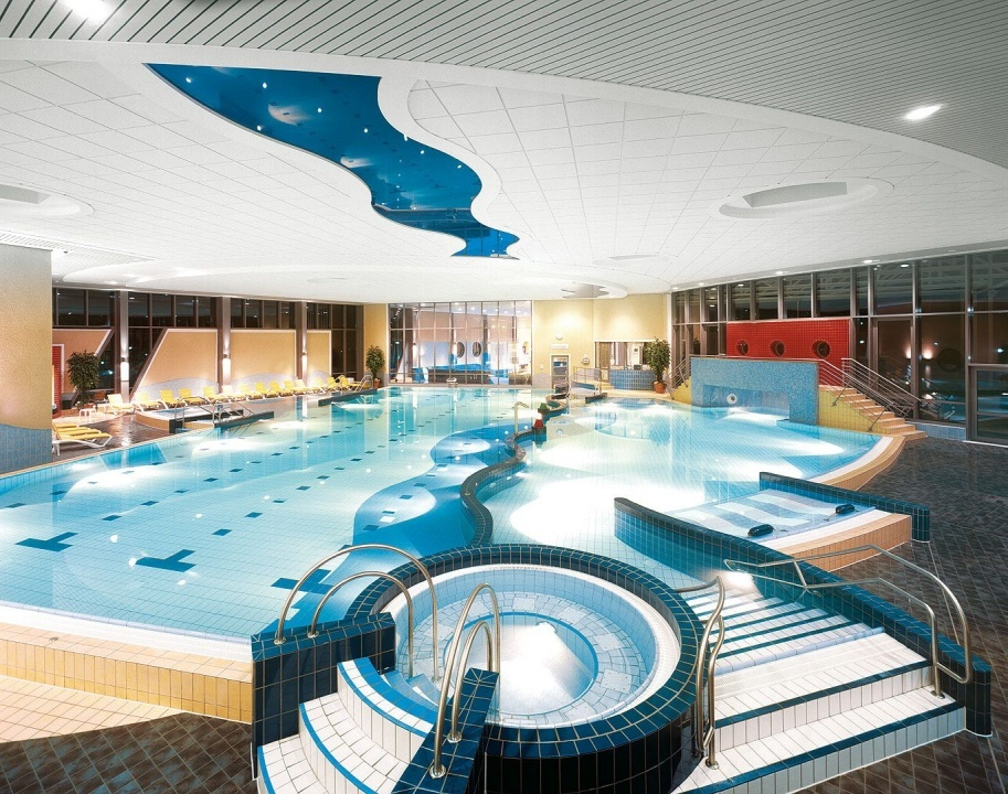 Agrob Buchtal Swimming Pool Tiles